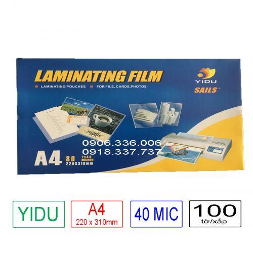 Nhựa ép plastic A4 - 40mic